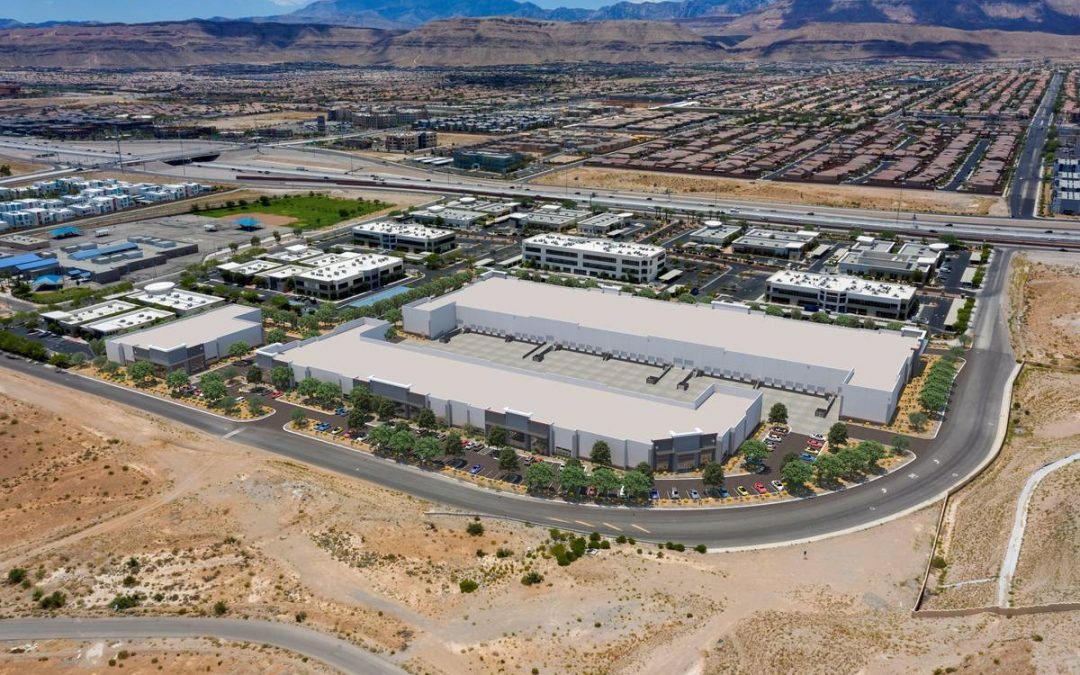 California warehouse developer plans project in southwest Las Vegas