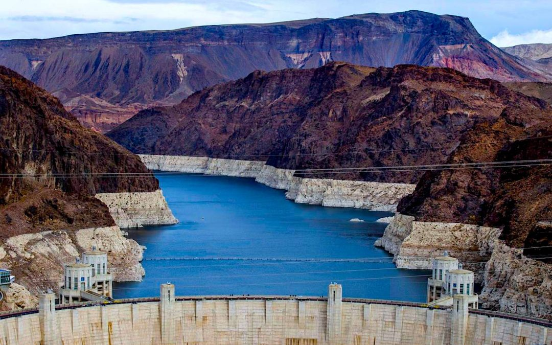 Shrinking Lake Mead inches closer to water shortage declaration