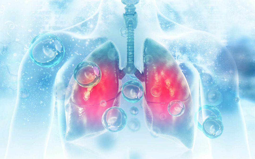 STUDY: Long term mask use breeds microbes that can infiltrate the lungs and contribute to advanced stage lung cancer