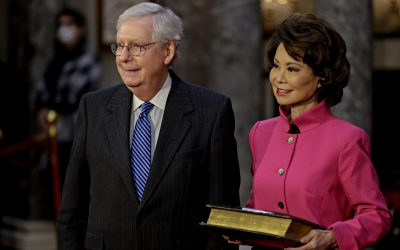 Mitch McConnell, Wife Elaine Chao Financially Tied to the Chinese Government