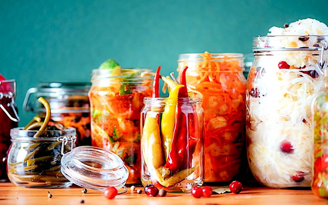 8 Fermented foods to help you detox effectively (plus sauerkraut recipe)