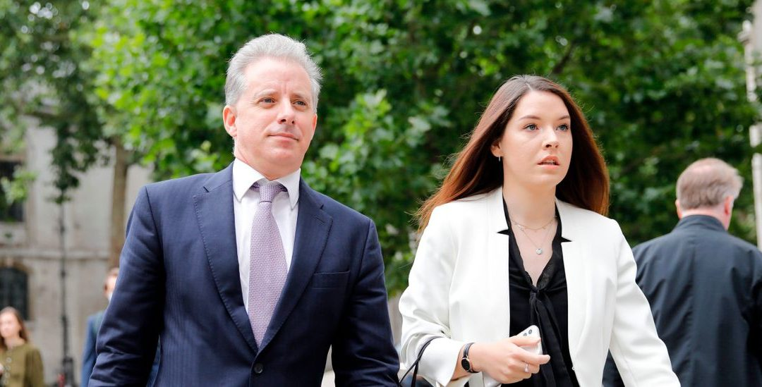 Christopher Steele Told FBI Of Clinton Crony's Work On A Second Trump Dossier