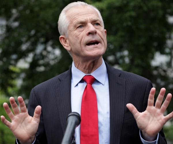 Navarro: Dems 'Did Violence' by Impeaching 'Legally Elected' Trump