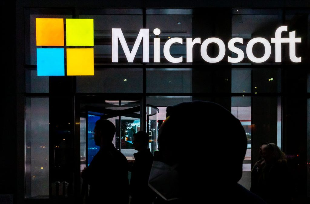 Microsoft Patent Approved For AI Tech Impersonating Deceased Individuals