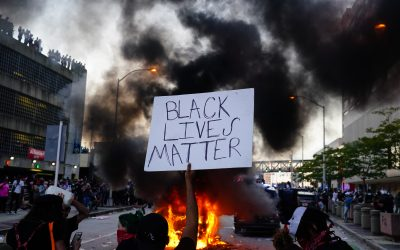 "BLM ""Racial Justice"" Riots Result in Record Number of Domestic Terrorism Cases"