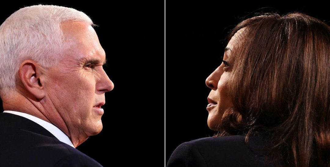 REPORT: Mike Pence Calls Kamala Harris, Congratulates Her On Victory
