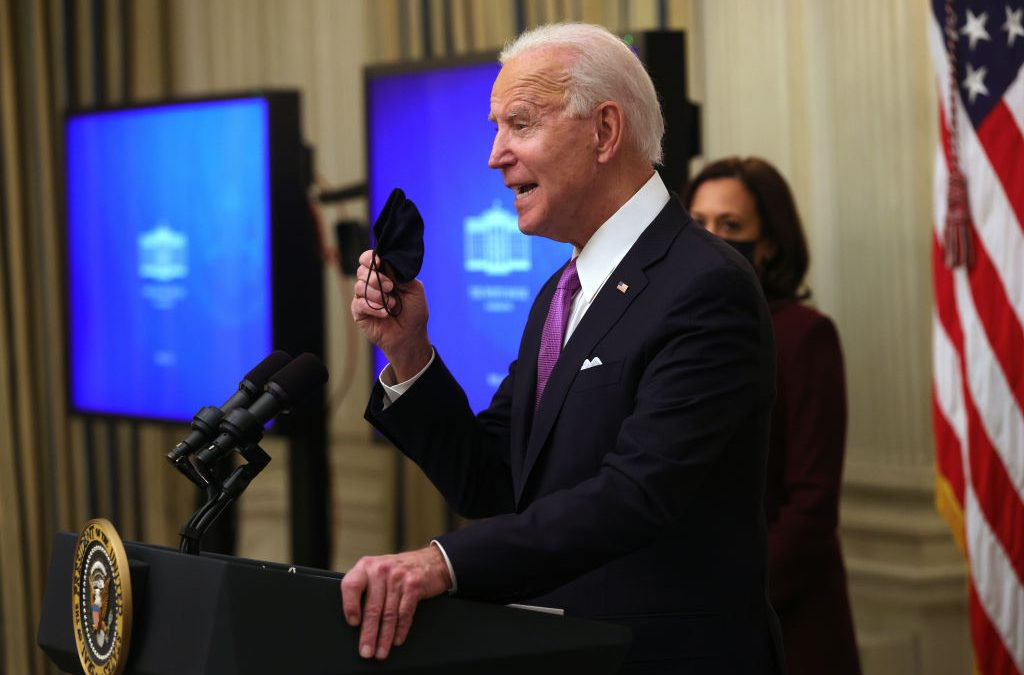 Report: Biden Killed 52K American Jobs On Day 1 In Office