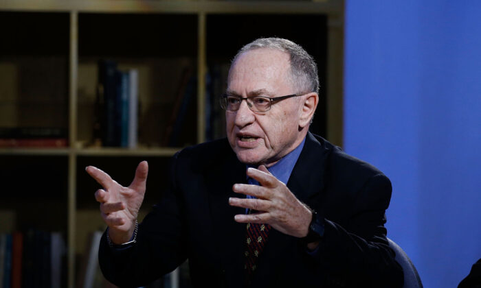 Law Professor Dershowitz Outlines Legal Possibilities for Senate on Upcoming Trump Impeachment Trial
