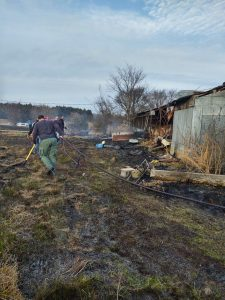 IMG_3752-225x300 MONDAY FIRE CALL NORTH OF OZARK DAMAGES BARN Featured Top Stories [your]NEWS