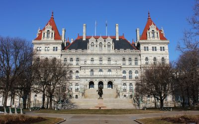 Cuomo Set Up Three Layers of Security at State Capitol for Violent MAGA Supporters – Nobody Showed Up Except Reporters