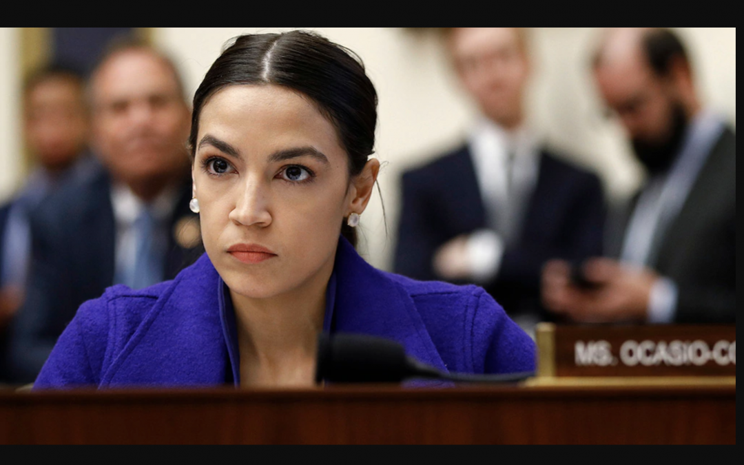 'MINISTRY OF TRUTH': Critics stunned by AOC's 'un-American' call for commission to 'rein in' free press