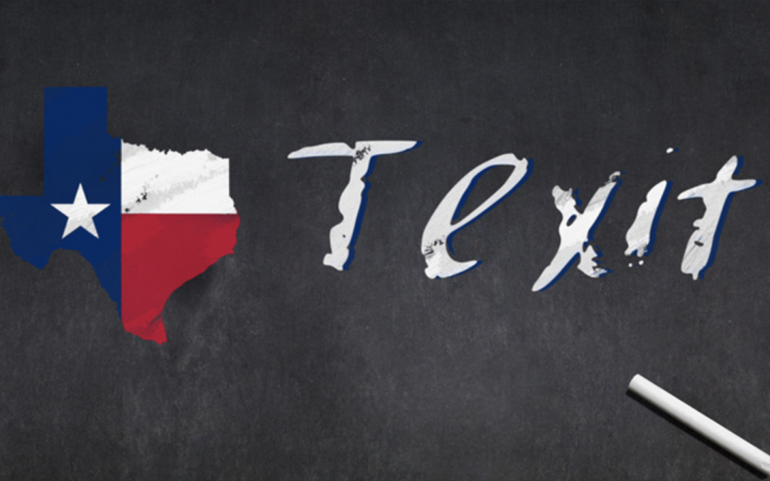TEXIT: Texas Lawmaker Wants Referendum on Secession on the Ballot