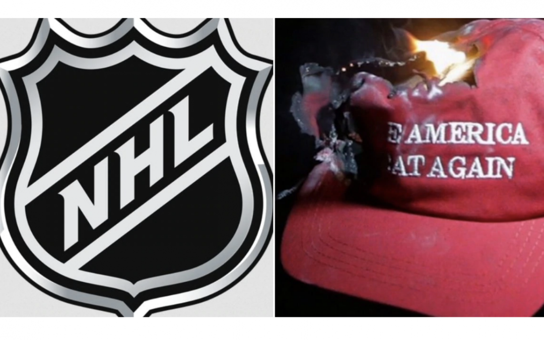 National Hockey League Declares War on Trump Supporters? Former Trump Campaign Staffer Reveals Chilling Account of Political Persecution