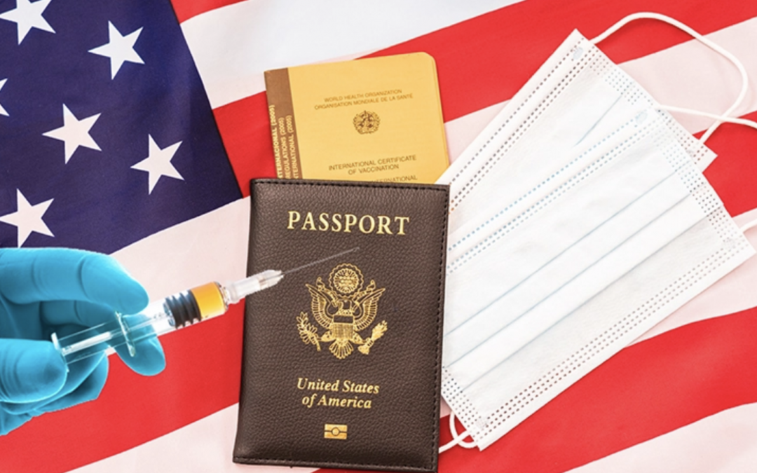 Poll: Three Quarters Of Americans Want Vaccine Passports