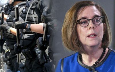 Proposed Oregon Bill Calls For Normalization of Martial Law