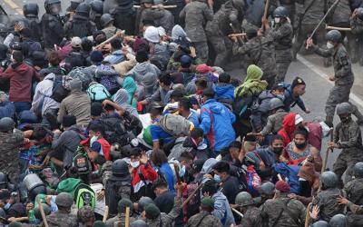 REPORT: Biden Team to Migrant Caravan: Don't Come, You Won't Get In — Yet