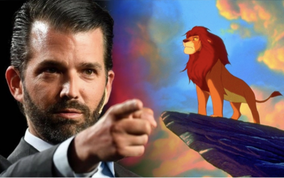 "Don Jr. Likens ChiCom Takeover of White House to ""Lion King"" Ending"