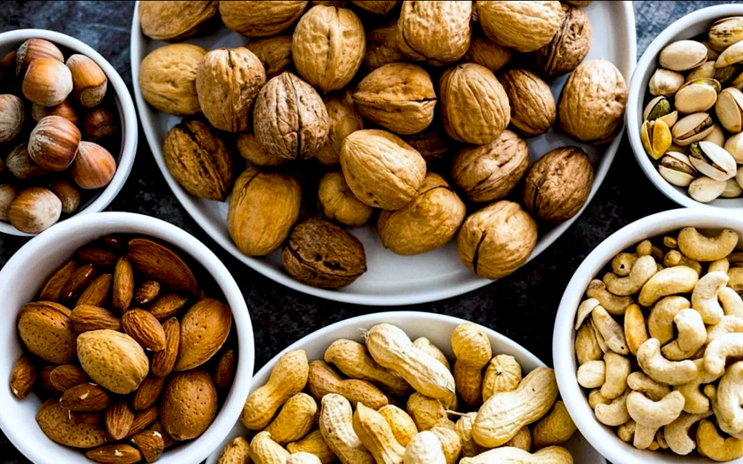 Nutty and nice: 8 High-protein nuts that will naturally boost your energy and improve heart health