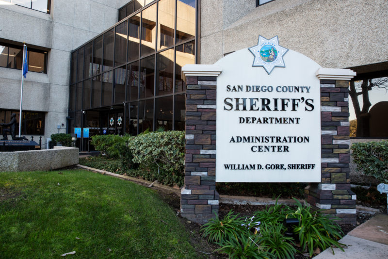 SheriffsDept2-800x534-2 Morning Report: County Gives COVID Patients' Addresses to Police Featured Top Stories [your]NEWS