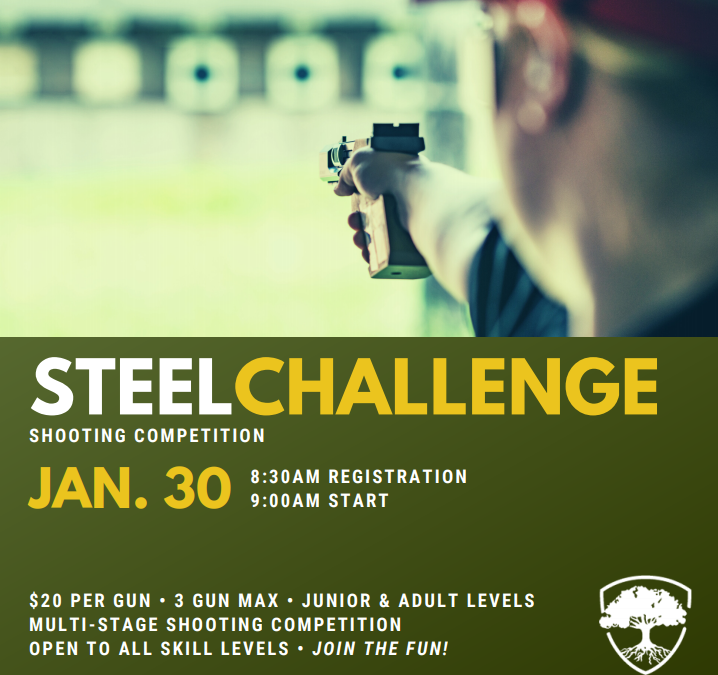 Steel Challenge in Thomasville the 30th
