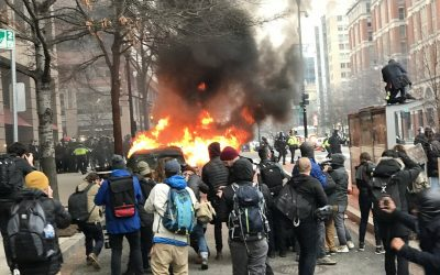 VIDEO: Film Crew Releases Never Before Seen Footage of 2017 Inauguration Riots