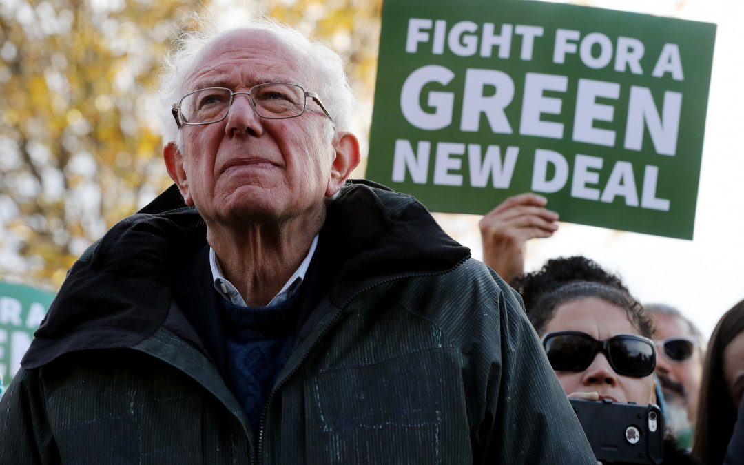Graham: Sanders Will Use Reconciliation for Green New Deal, Tax Hikes, Medicare for All