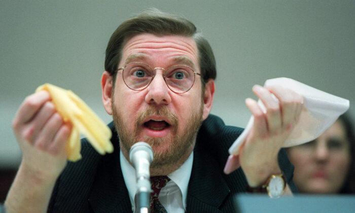 Former FDA Chief Kessler to Head Biden's COVID-19 Response