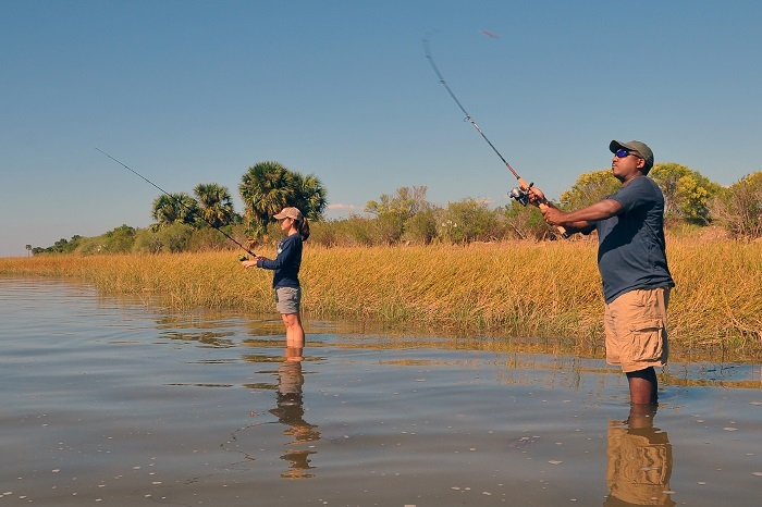 Learn how to saltwater fish through free FWCVirtual Saltwater Fishing Clinics