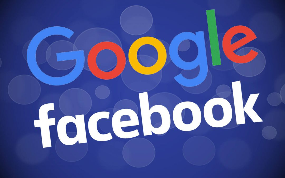 Google, Facebook on the Defense After Capitol Attack