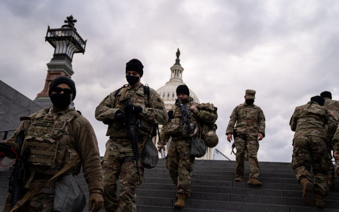 GREENWALD: The new domestic war on terror is coming