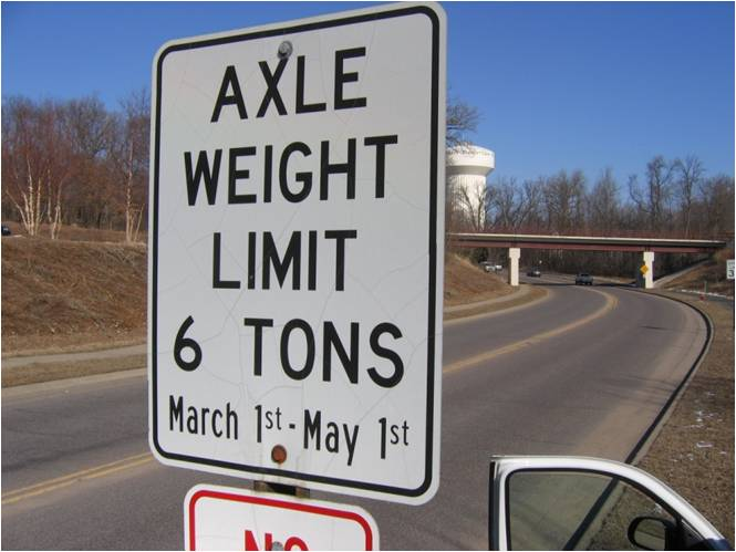 Road Load Limits Discussed By Yankton County Commissioners