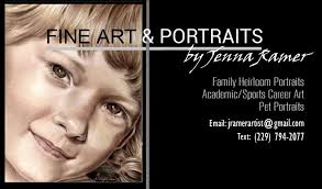 Fine Art  Portraits by Jenna Ramer