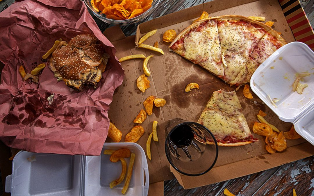 Stress can make you crave unhealthy foods, study finds