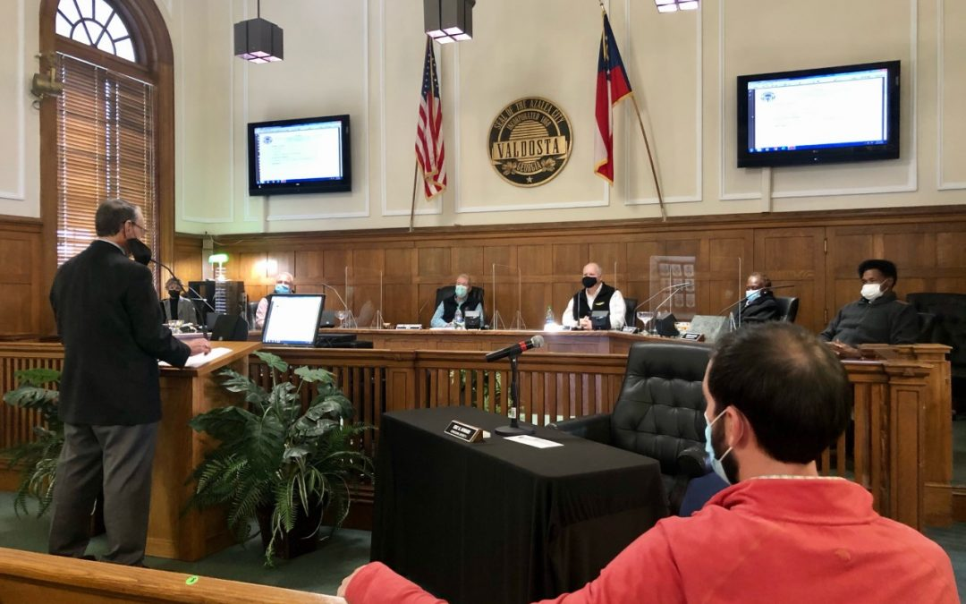 South Health District Officials Update City Councilmembers on COVID-19 Vaccination Efforts