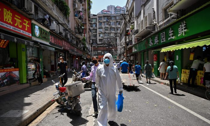 Australian Expert Among WHO Team on Route to China to Probe CCP Virus Origins