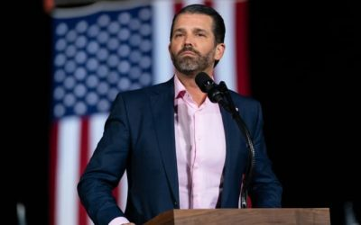 Donald Trump Jr.: Working Class Americans Will Foot the Bill for Joe Biden's Mass Immigration