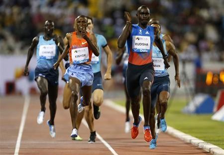 Kenya's Kibet gets four-year ban for violating anti-doping rules
