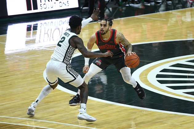 Michigan State stays hot with upset win over No. 4 Ohio State