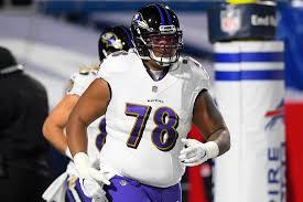 Report: Ravens OT Orlando Brown drawing trade interest