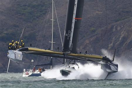 Sailing: Luna Rossa still perfect in Challenger final, lead INEOS 4-0