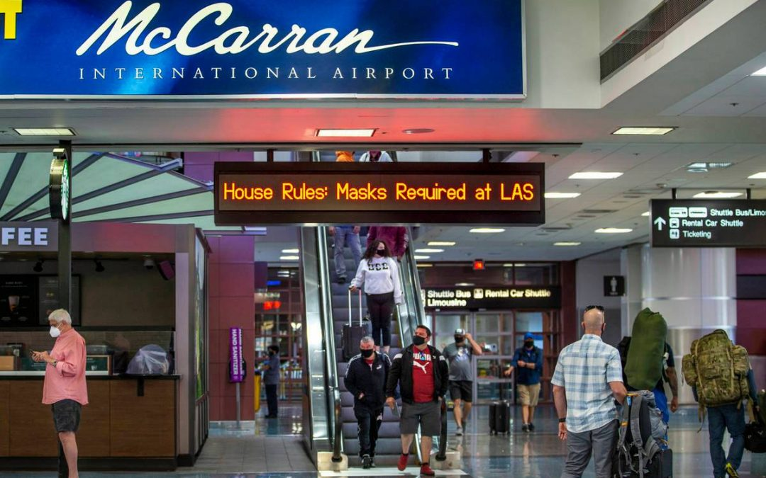 Commissioners should rename airport 'Las Vegas International', Not After Polarizing Individual