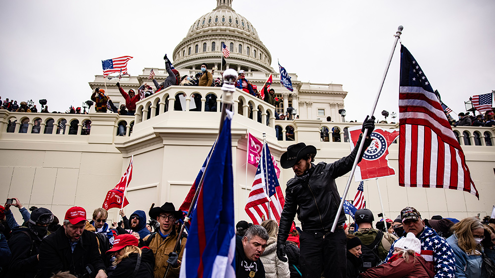The false and exaggerated claims still being spread about the Capitol riot