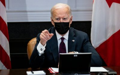 Big Business Endorses Biden Rescue Plan In Letter To Congress
