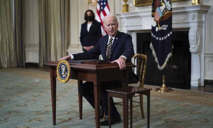 Biden Revokes 7 Trump Executive Orders, Offers No Explanation
