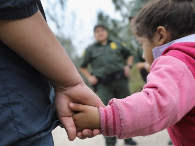 Biden Administration Continues Holding Migrant Children in Border Patrol Custody