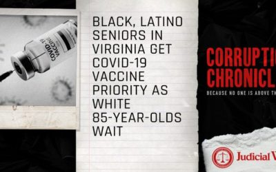 Black, Latino Seniors in Virginia Get COVID-19 Vaccine Priority as White 85-Year-Olds Wait