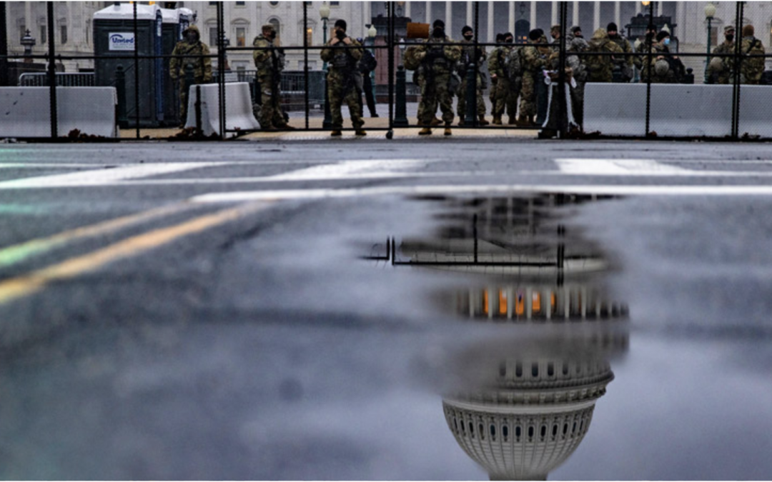 Troop Deployments in Washington Are a Disaster Waiting to Happen