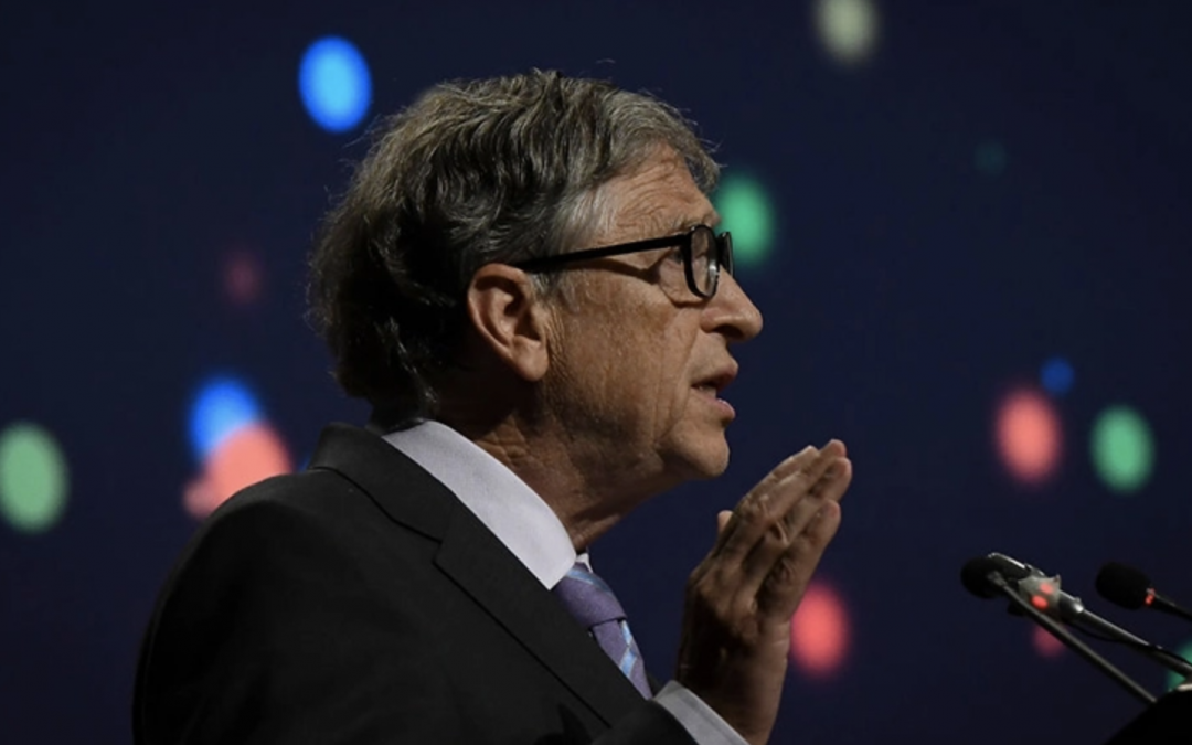 Bill Gates on Climate Change: 2050 the 'Soonest Realistic Date' for the World to Change