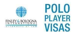 Polo Players Visas Finley & Bologna