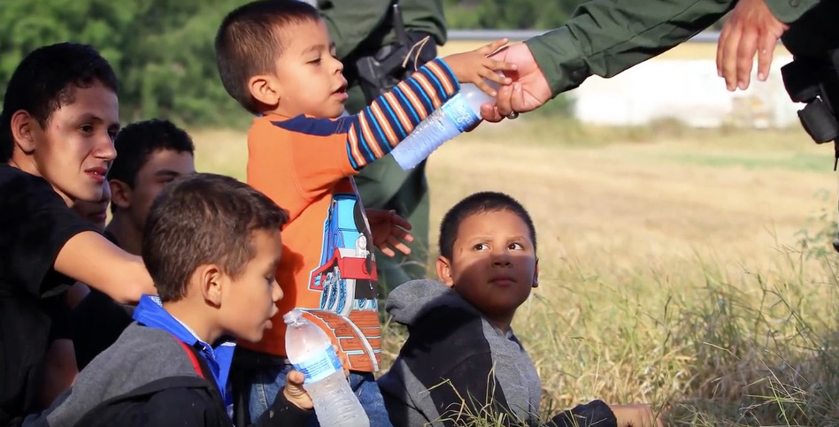 System Overwhelmed by Thousands of Migrant Children Flooding US Border After Biden Reverses Trump Policy